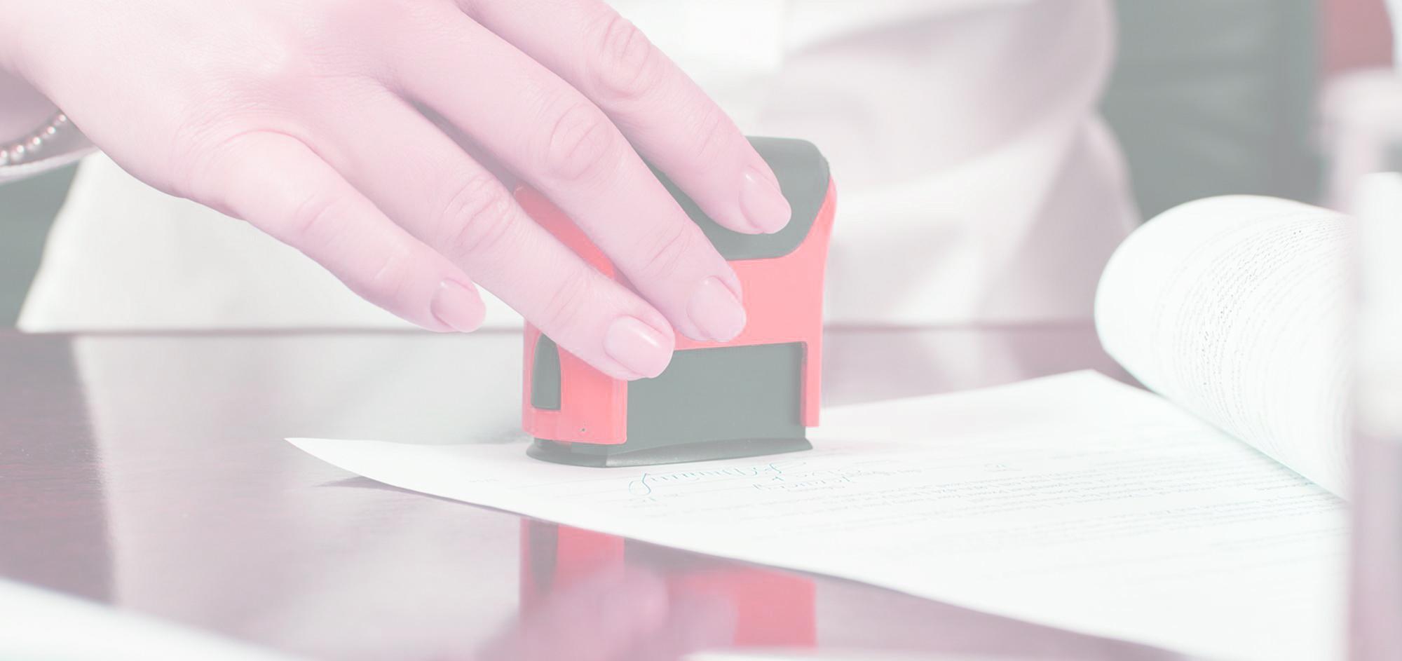 Изготовление печатей и штампов в Алматы